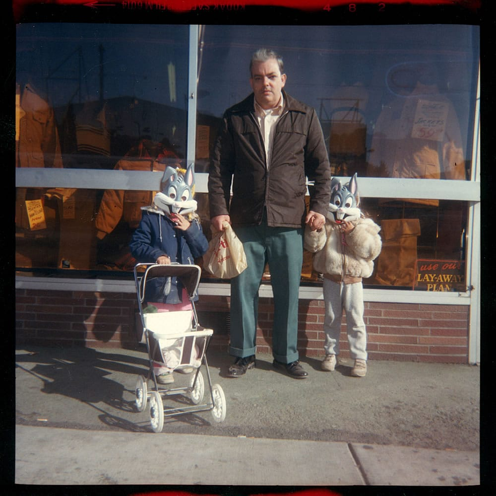 Bugs Dad - Robert Marsters
