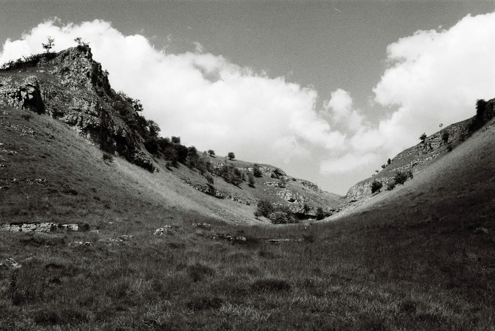Lathkill Dale - Ilford HP5+ - Canon EOS 5 - Niel Hibbs, Harman Technology Lab and Technical Manager