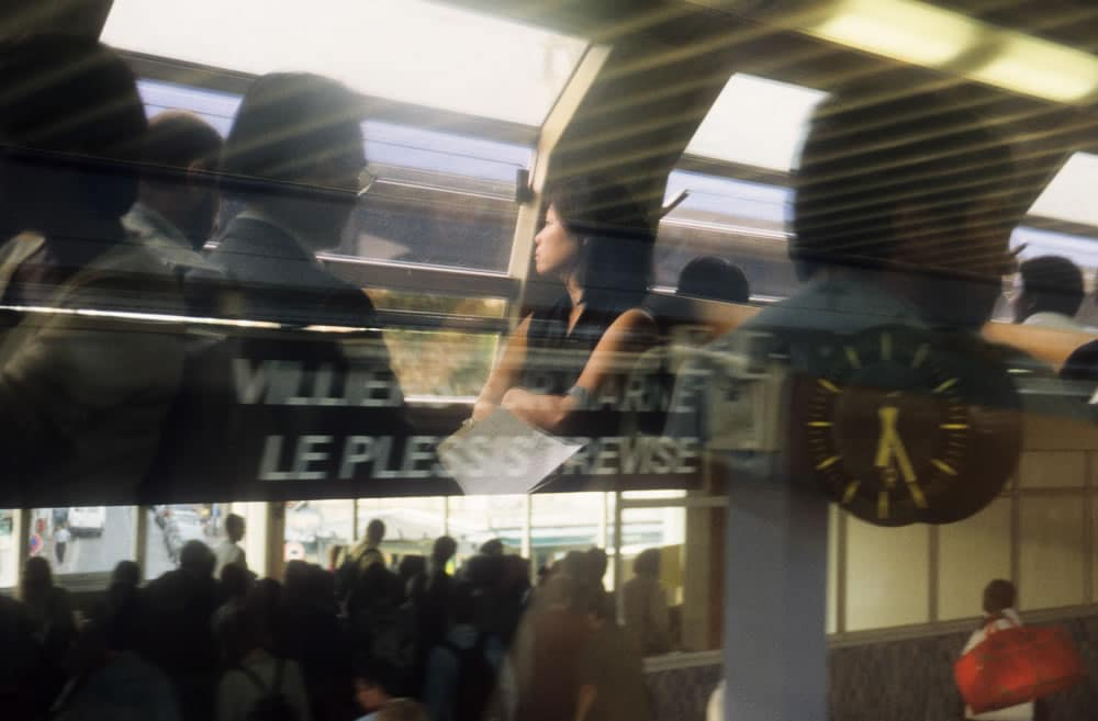 Villiers Sur Marne, Fuji Sensia 200 slide film, Nikon F-601, 2000