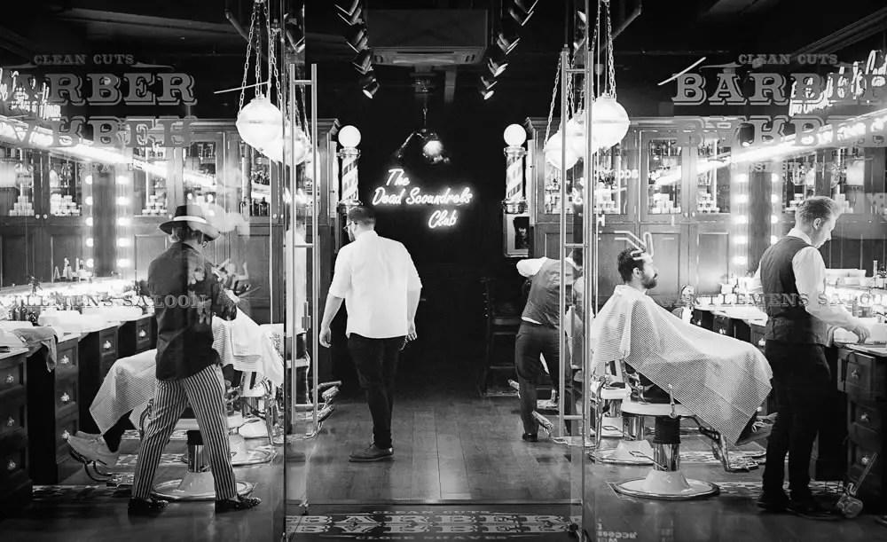 Barber, Barber, Ilford XP2 Super, Leica M6 TTL, 2016