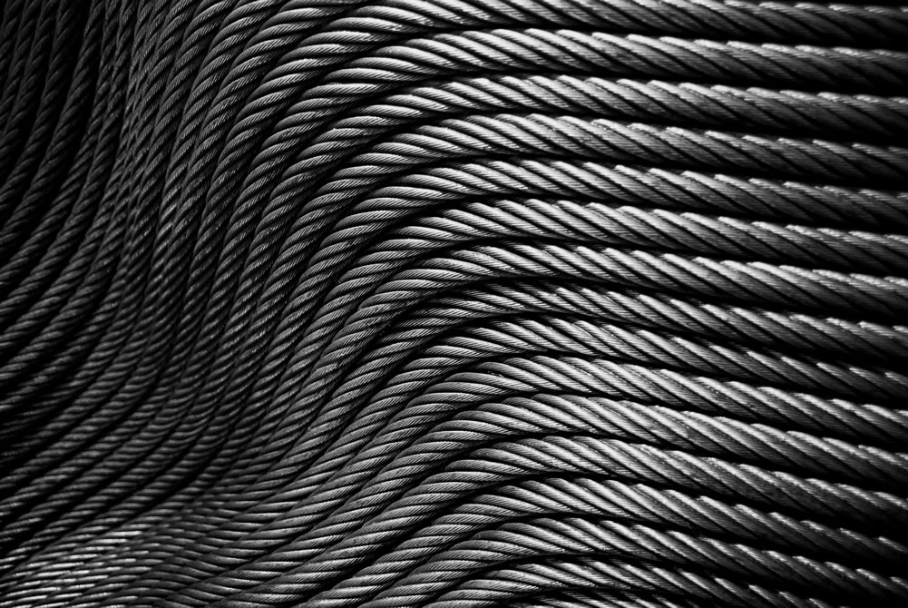 Coiled - ADOX Silvermax 100 shot at EI 100.  Black and white negative film in 35mm format.