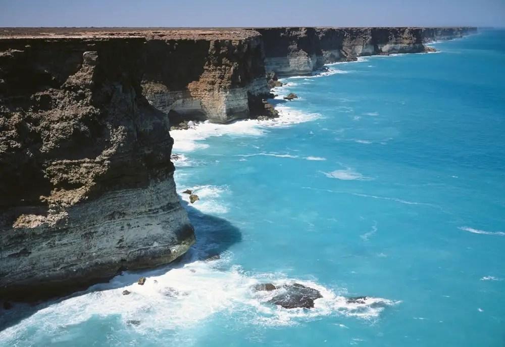 The Bunda Cliffs - Fuji GW690III, Fujifilm Provia 100F