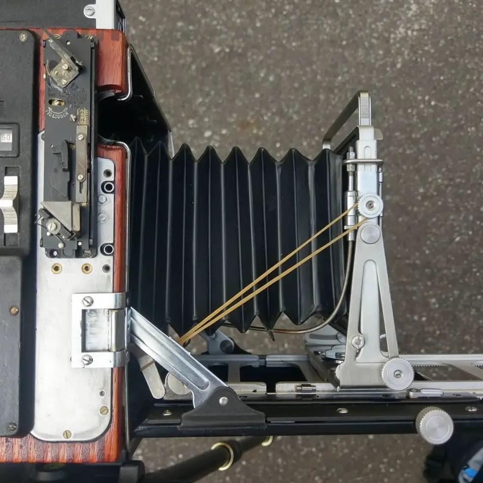 Speed Graphic - RF Tune - Band