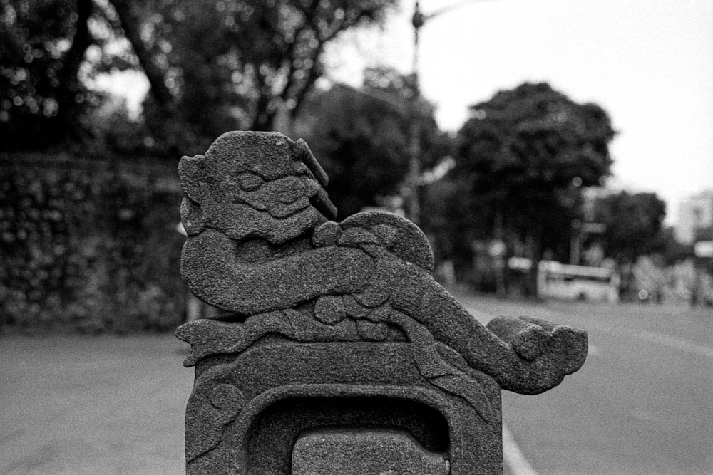 Bergger Pancro 400 - EI 800 - overexposed one stop