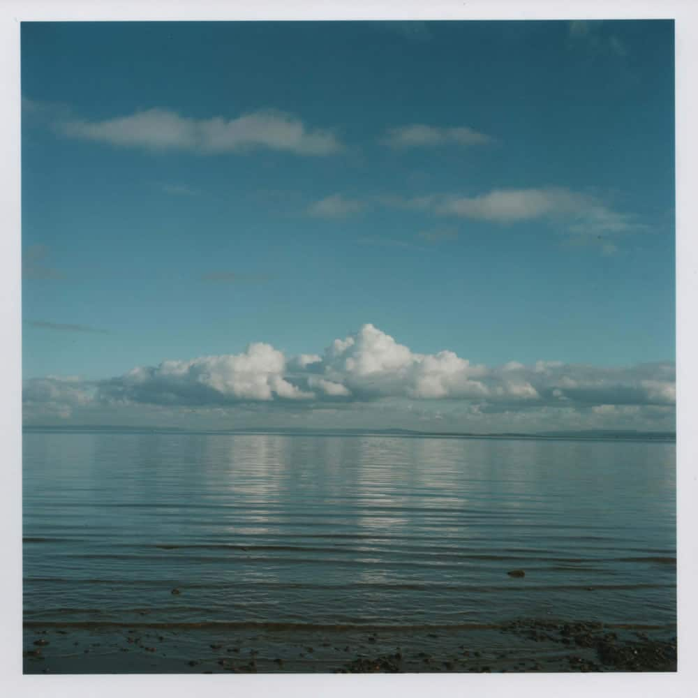 Yashica D - Clouds And Water