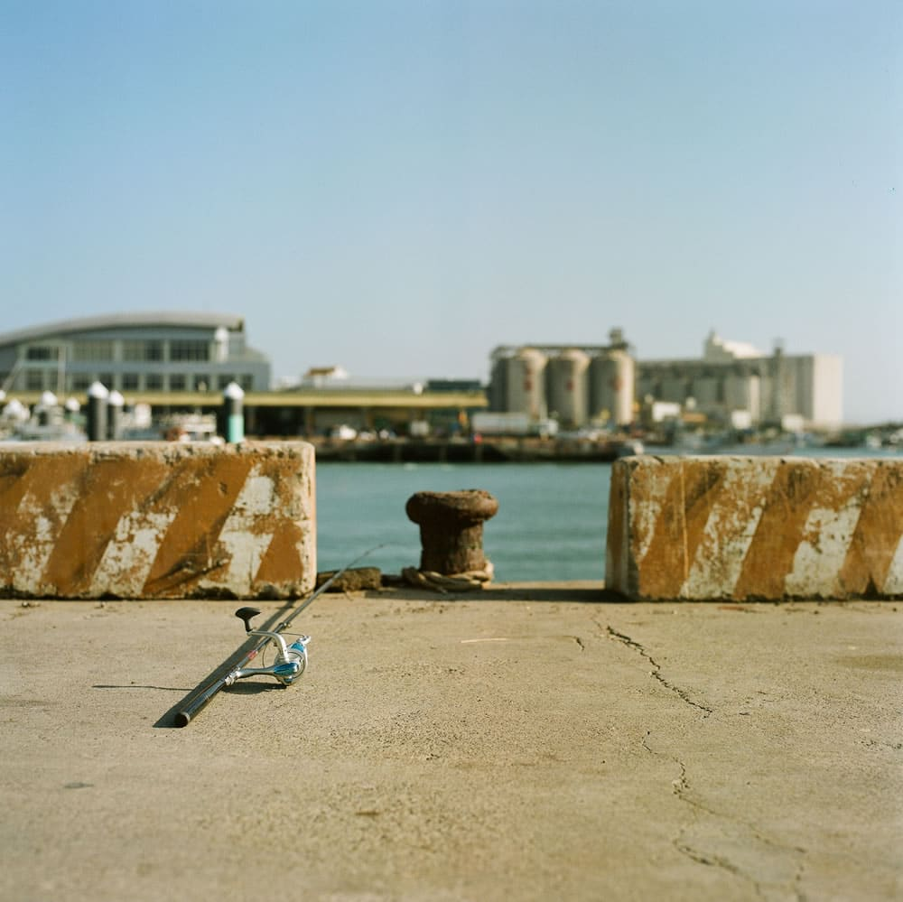 Down time - Kodak Portra 160NC (120)