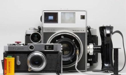 Camera review: Me and my Mamiya Press Super 23 and Mamiya Universal Press – by Kikie Wilkins