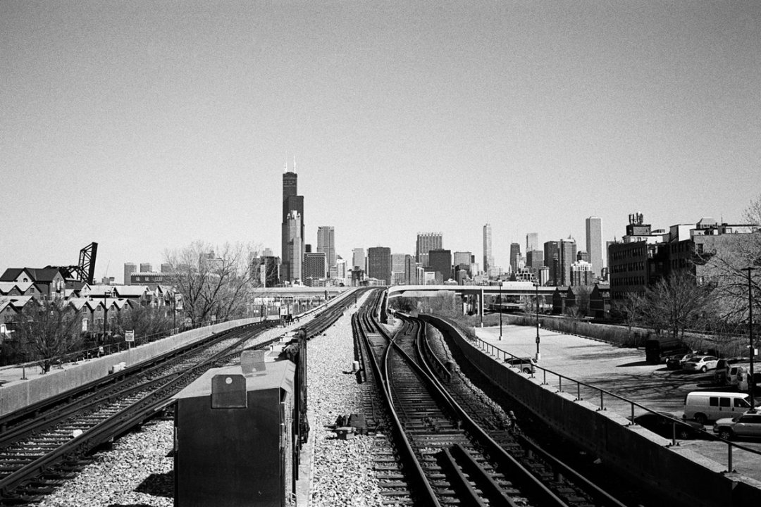 TMAXParty - Adi W - @adiw1202 And the Grand Finale set for the party! Chicago .. Chicago .... #TMAXParty #TMax400 #believeinfilm #chicago @TMAX_party #streetphotography (4th image)
