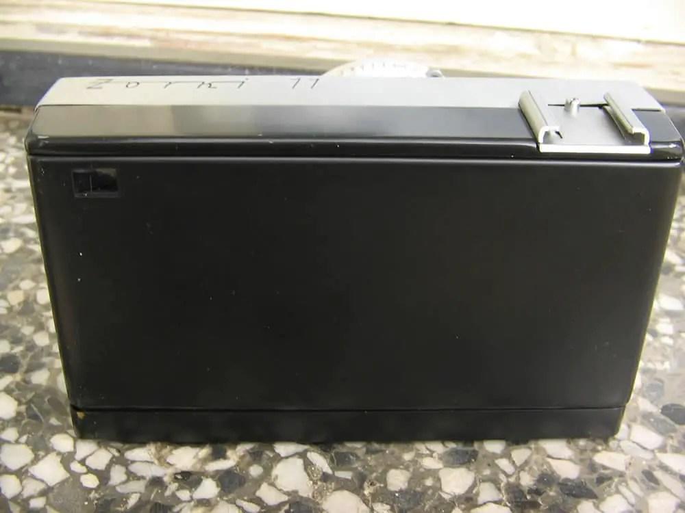Zorki 11 - rear
