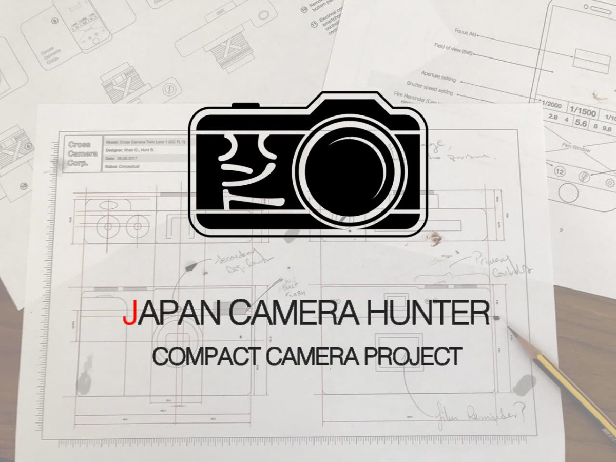 Exclusive: Japan Camera Hunter talks to EMULSIVE about his new 35mm compact camera project