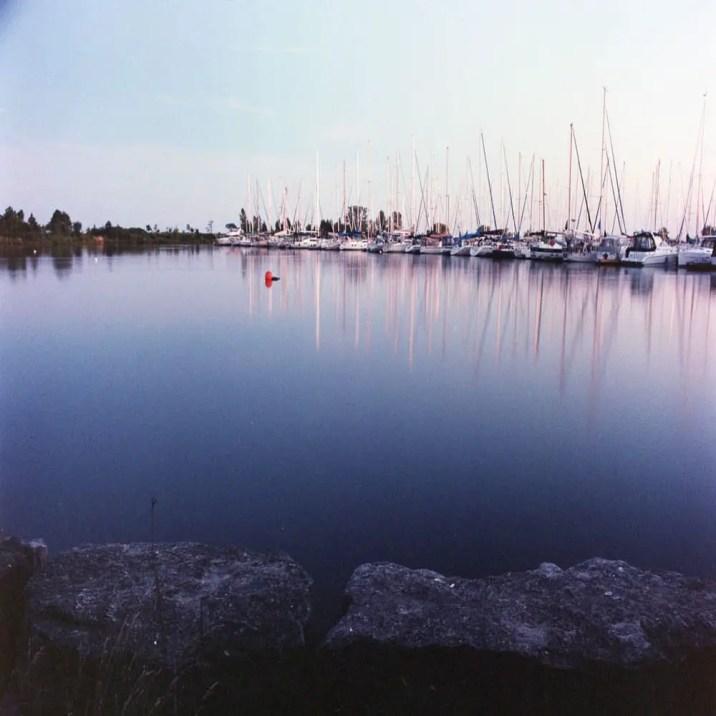 Kodak Professional Portra 800 Frame 1 - Metered value - 8s @ f/11