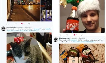A look back at EMULSIVE Secret Santa 2016
