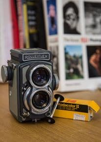 Thoughts: The life of a film camera; and all the lives it's part of – by James Horrobin