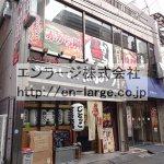 天佑ビル・店舗事務所1B約9.16坪・飲食店可♪♪ J161-038D1-024