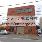 村野高見台倉庫・工場・約162.6坪・工業専用地域です♪♪ J166-031C3-002