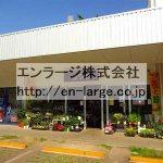 建物内営業中店舗 花屋(周辺)
