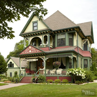 Victorian-Style Home Features and Ideas | Design ...
