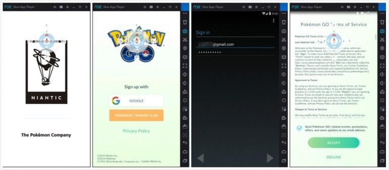 Pokemon Go desktop version go desktop Two Ways to Play Pokemon GO on Desktop using KEYBOARD! Pokemon Go log in
