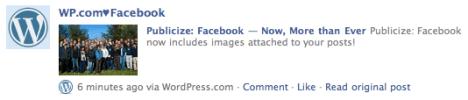 Publicize: Facebook -- Images