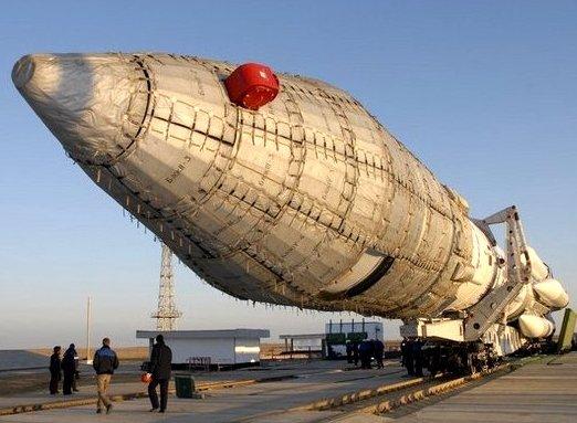Progress M-07M Prelaunch Processing Continues at Baikonur