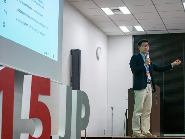 Hieu Nguyen from SmartOSC