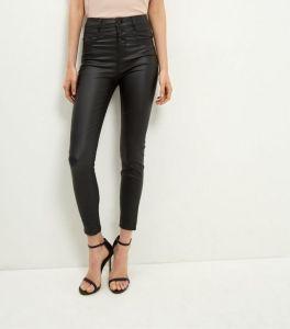 jean-skinny-enduit-noir-a-taille-haute