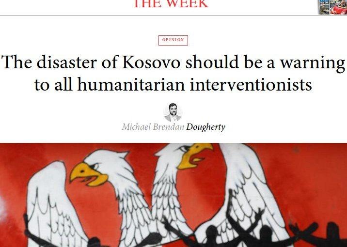 Nato's Kosovo campaign was just