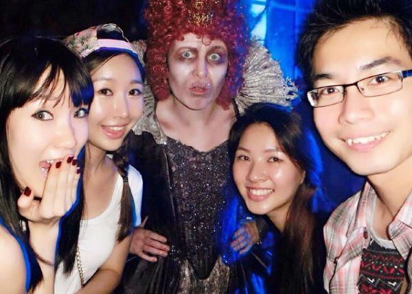 USS Halloween Horror Night #HHN4 Blog Review 008