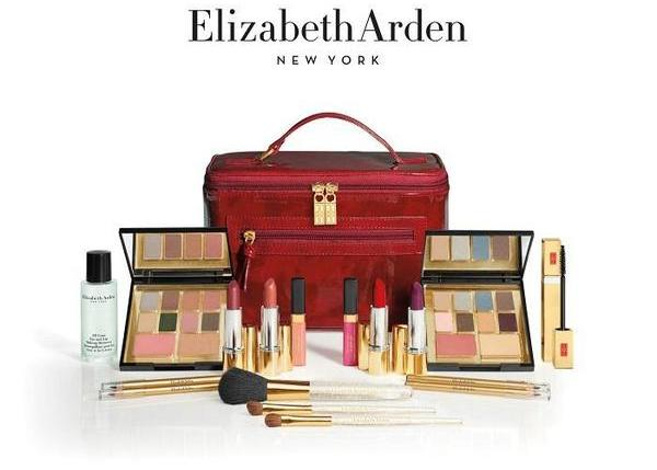 Enabalista x Elizabeth Arden All Day Chic Holiday Color Collection Make Up Set Giveaway