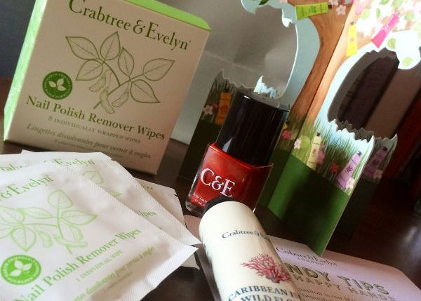 Crabtree & Evelyn New Nail Lacquers & Hand Therapy Handy Tips 003