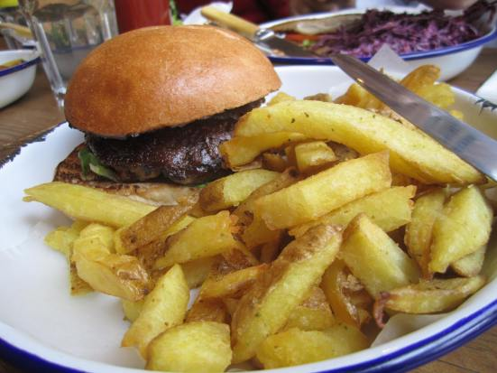 Ena London Honest Burgers 3