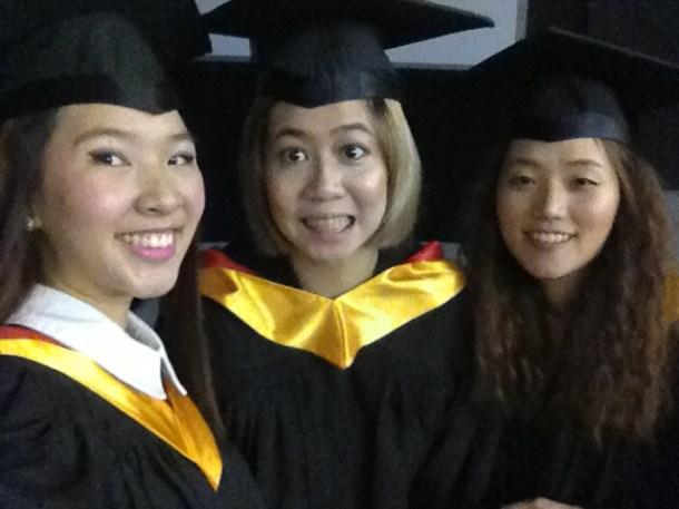 Ena's Graduation Ena's Graduation