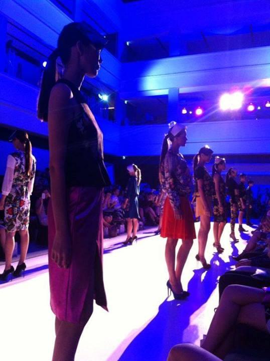 Lile Aux Ashby @ Digital Fashion Week 2013