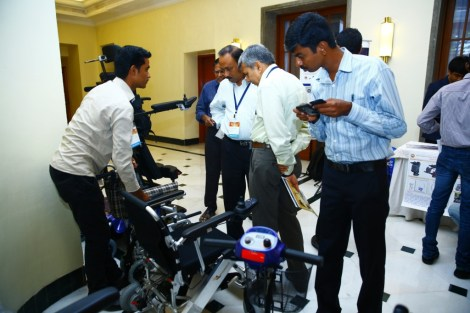 The 'Conference on Assistive and Rehabilitation Technologies' organized by Tamil Nadu Technology Development & Promotion Centre of CII