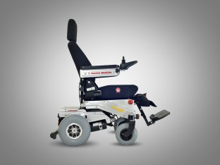 Hi-Tech Electric Wheelchair - GALAXY AWA - With Split Frame Technology & Automatic Wheelbase Adjuster (AWA)