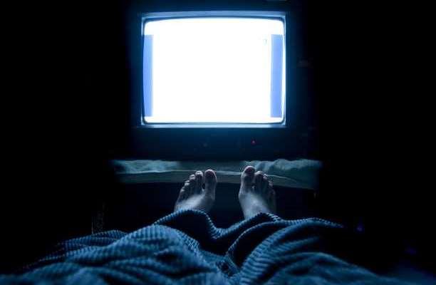 αϋπνία τηλεόραση νύχτα