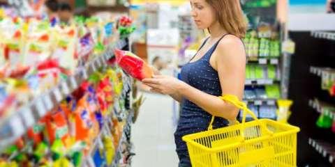 σούπερ μάρκετ διατροφικές ετικέτες συστατικά