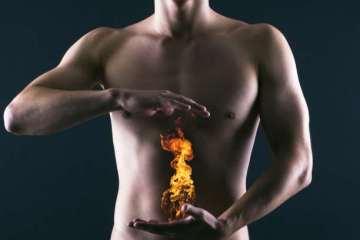 πεπτικό σύστημα καούρες παλινδρόμηση έλκος στομάχου
