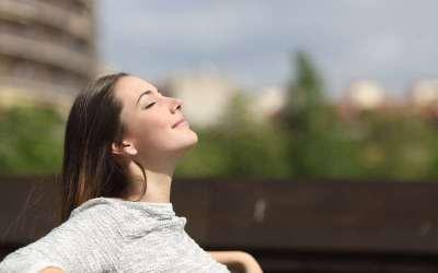 ευτυχία συναισθήματα αναπνοή