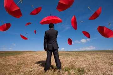 ομπρέλες σουρεάλ