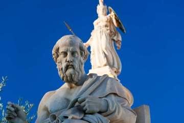 Πλάτωνας θεά Αθηνά