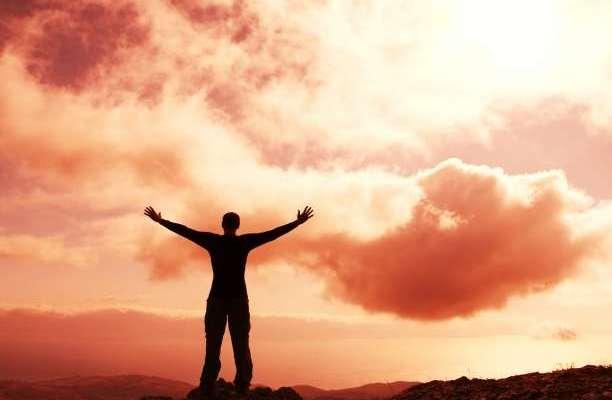 ευτυχία ουρανός τοπίο συναισθήματα