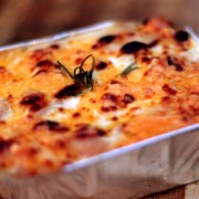 The Banting Beef Lasagne