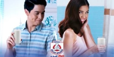 ALDUB Bear Brand Adult Plus