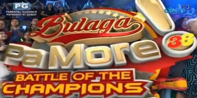 Bulaga Pa More Battle Of The Champions