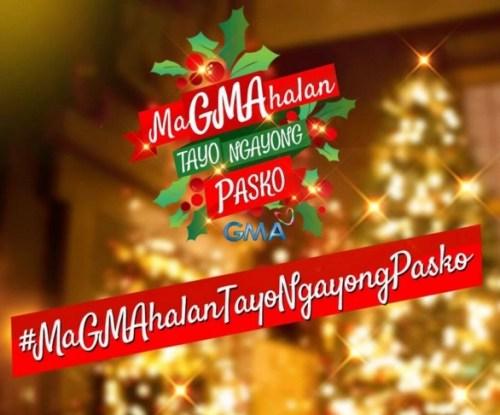 GMA Christmas Station ID