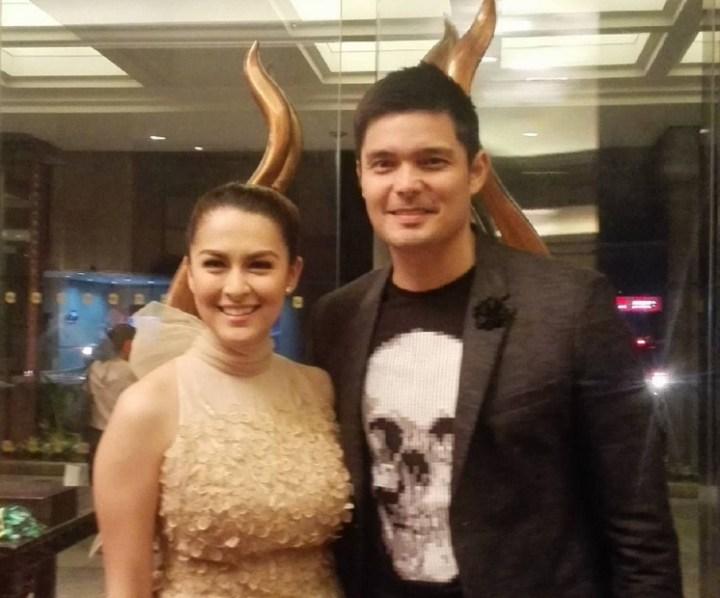 Marian and Dingdong