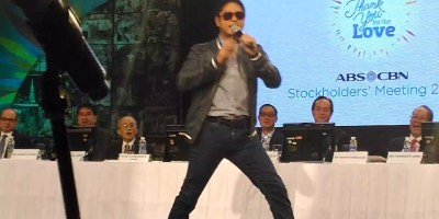 [VIDEO] ABS-CBN Annual Stockholders Meeting 2016 : Good Time – Coco Martin w/ Onyok
