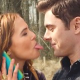 [VIDEO] Zac Efron and Zoey Deutch have fun on set