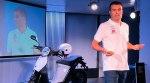 Presentación oficial de la Torrot Muvi, un scooter eléctrico urbano
